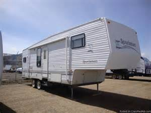 5th Wheel Campers With Bunk Beds by 28 Ft 5th Wheel Rvs For Sale