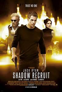 Fat Movie Guy | Jack Ryan Shadow Recruit Movie Poster ...