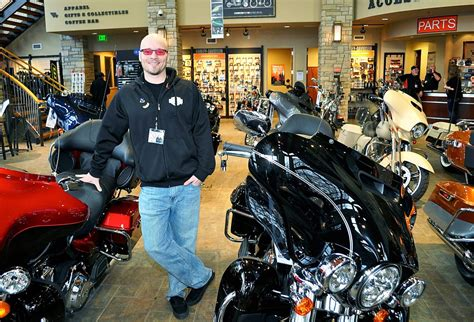 Aspen Valley Harley Davidson by New Glenwood Springs Harley Team Aims To