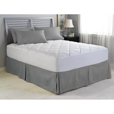 mattress pads walmart illuna ultra plush comfort mattress pad california king