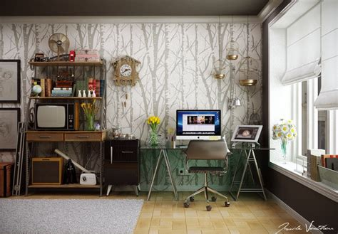 Home Wall Decor Ideas by Home Office Decor Ideas To Rev And Rejuvenate Your