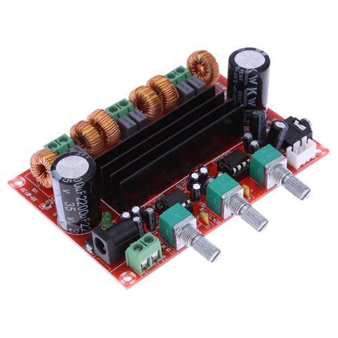 upgrade  channel digital power amplifier board sound