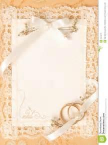 carte fã licitations mariage carte d 39 invitation de mariage photographie stock image 2844212