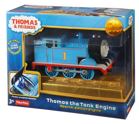 fisher price 70th anniversary the tank engine special edition die cast 887961068320 ebay