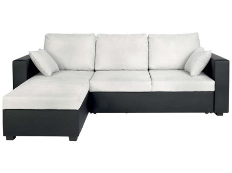Canape Convertible Reversible Conforama by Canap 233 D Angle Convertible Et R 233 Versible 5 Places Glenn