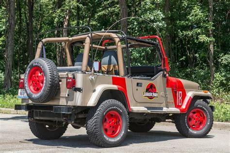 jurassic world jeep jurassic park jeep owner still revels in creation jk forum