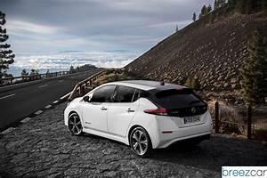 Autonomie Nissan Leaf : nissan leaf 2018 prix autonomie ~ Melissatoandfro.com Idées de Décoration