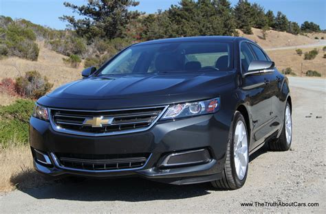 Review Chevrolet Impala With Video The Truth
