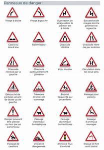 Code De La Route Signalisation : planche de panneaux ~ Maxctalentgroup.com Avis de Voitures
