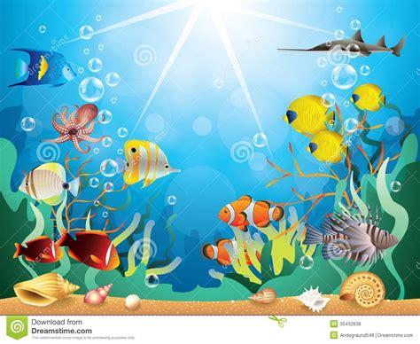 Underwater World Clipart