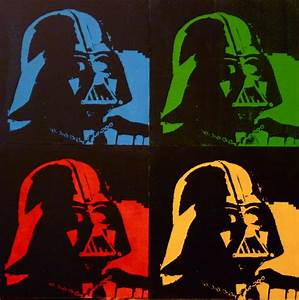Darth Vader Pop Art by AlaynaPhoto on DeviantArt