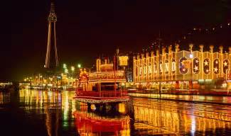 blackpool illuminations christmas break new victorian nostalgia attracts prince william and