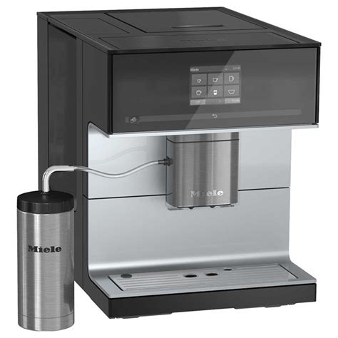Miele Countertop Coffee Machine - miele 2 2l countertop bean to cup coffee machine