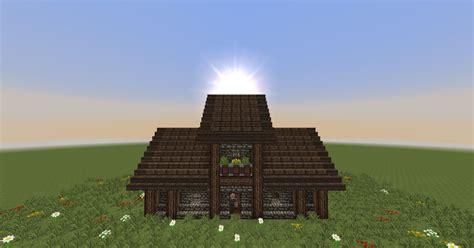 Minecraft Minecraft Mittelalterliches Haus V 174 Maps
