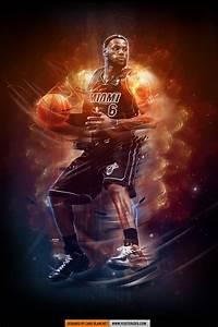 NBA LeBron James Iphone/Ipod Wallpaper   NBA WALLPAPERS ...