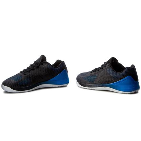 for mens reebok cross shoes blue black white shoes reebok crossfit nano 7 0 bd5024 blue black white
