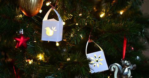 paper lantern christmas ornaments adventure   box