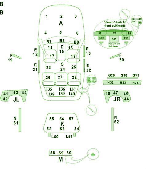 Audi Fuse Box Map by Fuse Map Page 389 Circuit Wiring Diagrams