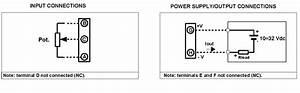 Potentiometer Transmitter Dat205 2w