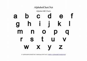lowercase alphabet charts tag alphabet chart net With small case letters