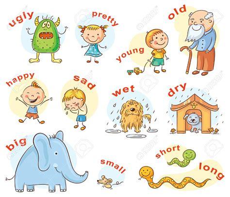 resultado de imagen de comparative adjectives dibujos