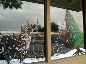 Fenster Bemalen Weihnachten : fensterdeko zu weihnachten 104 neue ideen ~ Watch28wear.com Haus und Dekorationen