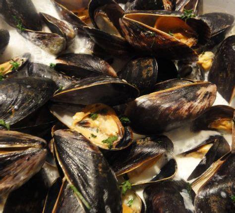 moules marinieres  la creme recette moules marinieres