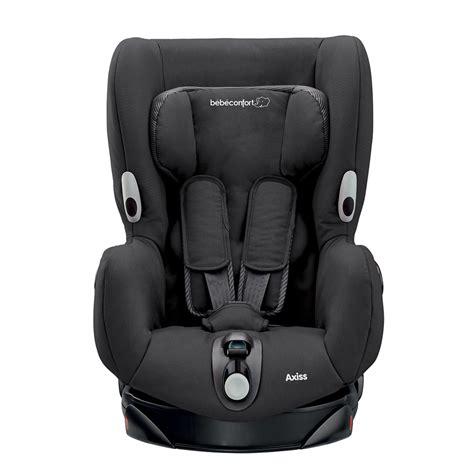 siege auto axxis siège auto groupe 1 axiss black de bebe confort chez naturabébé