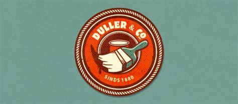 examples  mesmerizing vintage logo designs