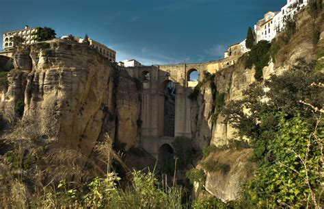 Ronda One The Most Beautiful Culture City World