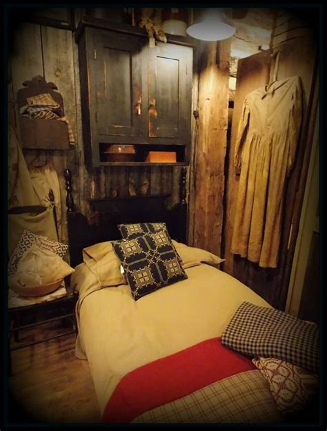 60 Best Images About Primitive Bedrooms On Pinterest