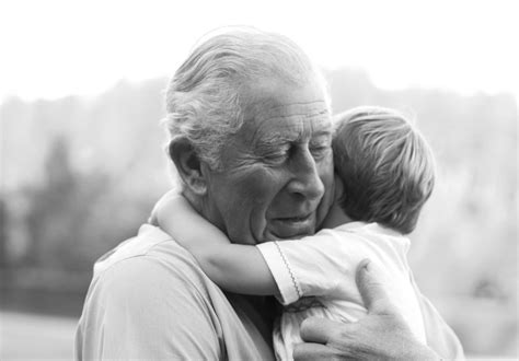 Prince Charles gets a hug from Prince Louis plus new ...