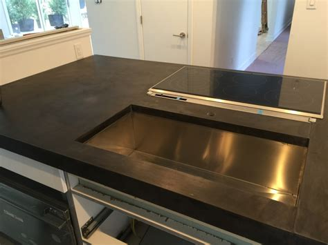 concrete countertops carolina custom countertops