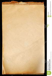 Memo Paper Vintage Notepad Paper Stock Images Image 2078204