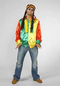 90er Outfit Herren : jamaica raggae faschingskost m rasta herren sommerfest sommerparty ~ Frokenaadalensverden.com Haus und Dekorationen