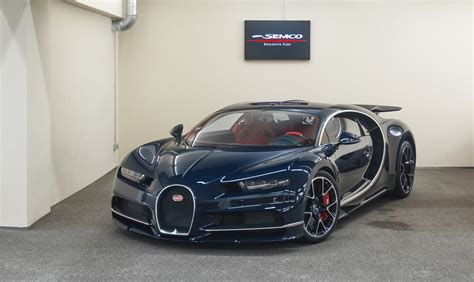 The new divo will be limited to just 40 units globally and will cost a whopping €5 million or upwards of rs 40 crore each! 2018 Bugatti Chiron for sale (10500980)