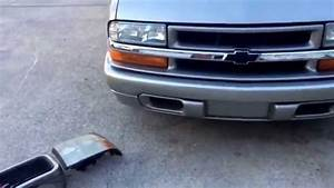 Chevy S10 To Gmc Sonoma Front End Swap