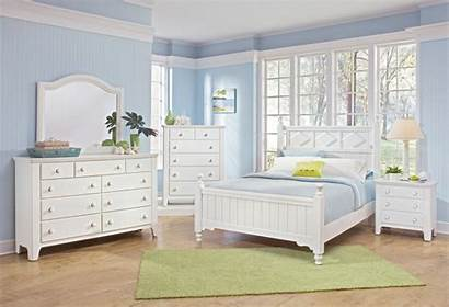 Bedroom Furniture Cottage Beach Country Bed Decorating