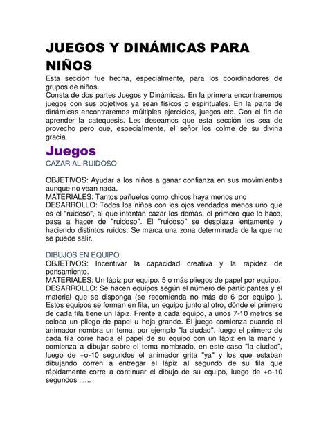 126461371 Juegosydinamicasparaninoscatequesis