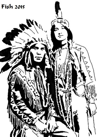 north american indian  people user gallery scroll