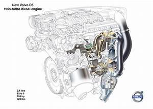 Volvo U0026 39 S New Euro 5 D5 Diesel Engine Offers Increased