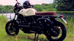 Bmw K 100 Cafe Racer : bmw k100 caf racer umbau bikeporn 200 subs youtube ~ Jslefanu.com Haus und Dekorationen