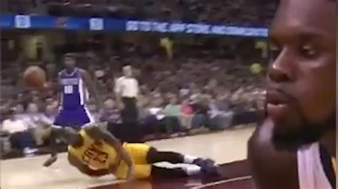 Lebron Flop Meme - lebron james flops gets savagely trolled by sacramento kings on twitter with lance stephenson