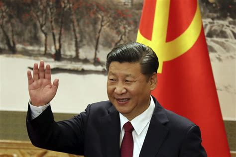 chinas xi unveils  party leaders   clear