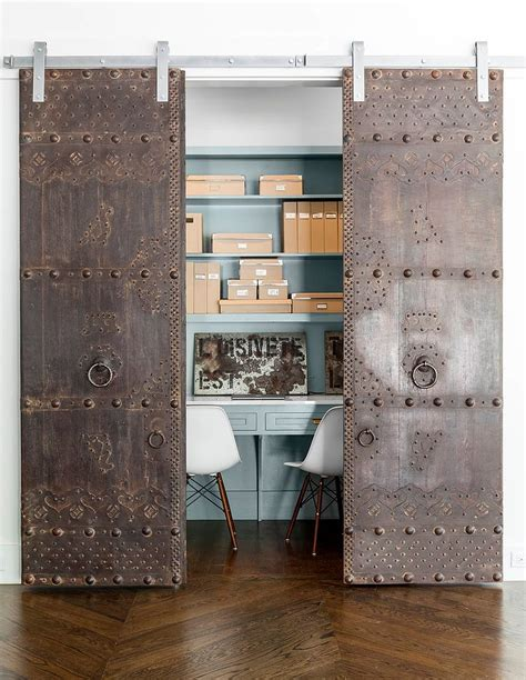 barn doors for homes interior 20 home offices with sliding barn doors
