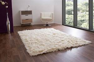 Flokati Teppich 2000 Global Carpet