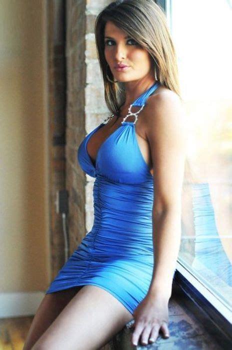 Pretty Girls In Tight Dresses Part 11 53 Pics