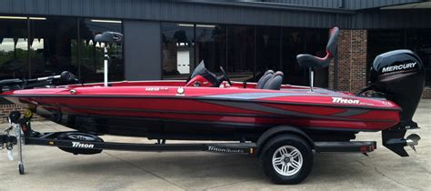 New Triton Boats by Triton Boats 189 Trx Bass Boats New In Spindale Nc Us