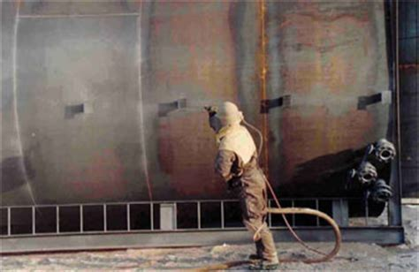 Industrial abrasives, sandblasting equipment & sand
