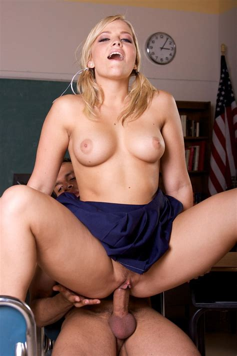Alexis Texas Gets Nailed In Her Cute Cheerleading Uniform New Sensations Pictures